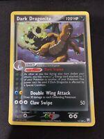 Pokemon Dark Dragonite 15/109 Holo Rare EX Team Rocket Returns Heavily Played
