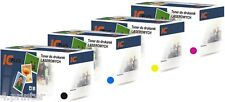 Full Set of Toner Cartridges for Samsung CLP320 CLP320N CLP325 CLP325W CLX3180