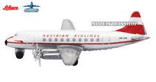 Schabak 1:600 3551577 - Airplane Vickers Viscount - Austrian Airlines