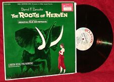 OST LP ROOTS OF HEAVEN MALCOLM ARNOLD 1958 20TH FOX NM NEAR MINT