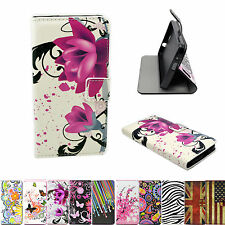 Wallet Flip Magnet Phone Leather Cover Case For Huawei Ascend G7 P7 P8 Mini G510
