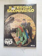 MISTER NO N.153 IL TESORO SCOMPARSO - BUONE/OTTIME CONDIZIONI - BONELLI