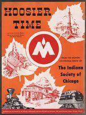 Hoosier Time 1947 Monon Centennial Show