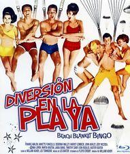 DIVERSIÓN EN LA PLAYA (BLU-RAY DISC BD PRECINTADO) FRANKIE AVALON