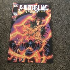 TOP COW. WITCHBLADE COMIC. J.D. SMITH. JULY 32, 1999