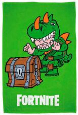 Toalla Dino FORTNITE. 70 x 140 cm. 100% algodón. Epic Games. Playa, piscina...