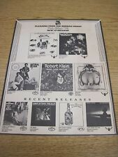 BUDDAH - KARMA SUTRA RECORDS New Lp Release February - March 1974