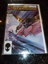 STARRIORS Comic - No 3 - Date 01/1985 - Marvel Comic
