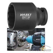 HAZET 903SPC//3 Set Schlagschrauber Maschinenschrauber Steckschlüssel Einsatz