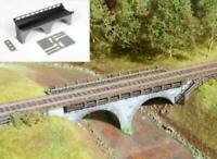 Gaugemaster GM414 OO Gauge Fordhampton Bridge Plastic Kit