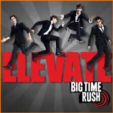 BIG TIME RUSH - ELEVATE  CD POP-ROCK INTERNAZIONALE
