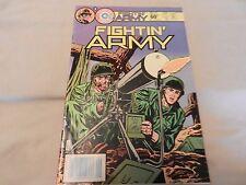 Fightin' Army Charlton Comics Vol. 16, #171 September 1984