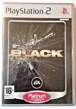 Black - Sony PlayStation 2 PS2