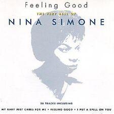 "Nina Simone ""Feeling Good the very best of"" CD NUOVO"