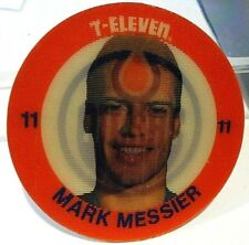 MARK MESSIER 7-ELEVEN 1984-85 Motion DISC Promotional RARE  Oilers VINTAGE