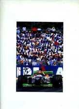 Pedro Lamy Minardi m195 Australian GRAND PRIX 1995 signed photo Graph 1