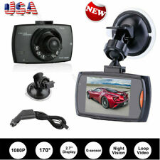 "3.0"" Vehicle 1080P HD Car Dashboard DVR Camera Video Recorder Dash Cam G-Sensor"