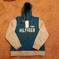 NWT Tommy Hilfiger boys hoodie, size S (8-10)