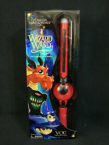Of Dragons Fairies & Wizards Wizard Wand VOG Mighty Red Dragon New Rechargeable