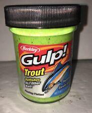 Berkley GDTB2-CCHR- Gulp Trout Fishing Bait Lures-Chunky Chart- SHIPS N 24 HOURS