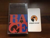 Rage Against The Machine - Renegades CASSETTE TAPE KOREA EDITION SEALED