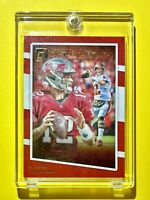 Tom Brady GRIDIRON KINGS TEXTURED GOLD LABEL INSERT DONRUSS TAMPA BAY 2020 Mint!