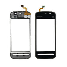 New Nokia OEM Front Touch Screen Digitizer Glass Lens for NURON 5230 - BLACK