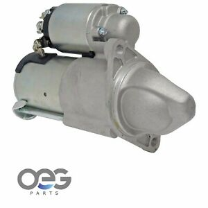 New Starter For Chevy Cruze 11-15 Limited 2016 Sonic 12-18 1.8L 55576980 8000387