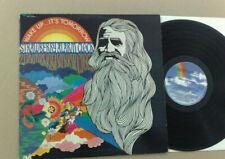 STRAWBERRY ALARM CLOCK  WAKE UP ..IT'S TOMORROW   MCA GREECE REISSUE LP