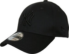 New Era 3930 League Basic NY Yankees Stretch Fit Baseball Cap