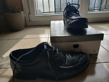 Chaussures homme Cuir noir Taille 46