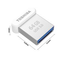 Toshiba TransMemory Towadako U364 32GB 64GB 128G USB 3.0 Flash Drive lot