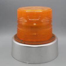 Urgence Avertissement Orange Toit Haut Lumière