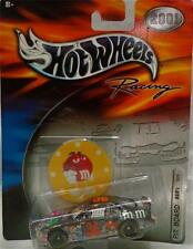HOT WHEELS 2001 RACING #36 M&M HALLOWEEN PONTIAC MINT ON MINT CARD