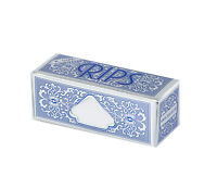 1 6 12 24 Rips Blue King Size Rolls Smoking Rolling Paper