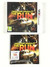Need for speed : the run / Jeu Sur Nintendo 3DS, 2DS, XL, New...