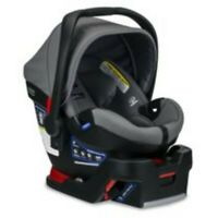 Britax B-Safe Ultra Infant Car Seat in Gris Brand New Open Box