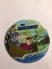 "Disney The Rescuers 3"" Pin Back Button DS14 $Price Drop"