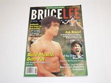 Av214 Bruce Lee Way of Dragon January 1997 K47436 Mint New footwork jeet kune do