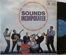 SOUNDS INCORPORATED - Self Titled ~ VINYL LP