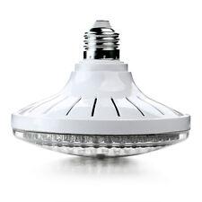 E27 10W Ultra Bright UV Ultraviolet Color Purple Light 160LED Lamp Bulb 180-240V