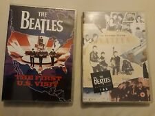 Beatles DVD The First US Visit & Anthology 1&2 *MINT condition* ALL REGIONS