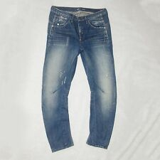 G-STAR ARC 3D Tapered Women Jeans Size 26 Length 32
