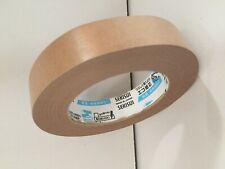 25mm x 50mtr Kraft paper tape, Box 24 (£0.50 per roll)