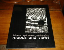 MOODS AND VIEWS BY LINDA GROVE,SUNOK NAMGUNG&Y.HAHN-SIGNED COPY