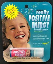 Blue Q Breath Spray - Really Positive Energy Fun Gag Gift