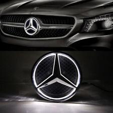 Illuminated Car LED Light Front Grille Star Logo Emblem Badge for Mercedes Benz