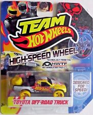 Team Hot Wheels High-Speed Wheel Toyota Off-Road Truck  2012