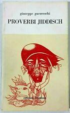 Proverbi Jiddisch Yiddish Proverbs Guiseppe Guerreschi Art Illustrated Italian