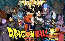 Dragon Ball Super Complete Anime 1-131 (1-59 English Dubbed) + Movies